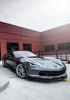 The Chevrolet Corvette, known colloquially as the Vette, or Chevy Corvette, is a sports car manufactured by Chevrolet. The car has been produced through .Read More. Corvette C7 Stingray, Rolls Royce, Maserati, Corvette Chevrolet, Chevrolet Auto, Pontiac Gto, Nissan, Cadillac, Super Images