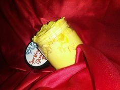 Shimmer Shea Body Butter 4oz Macadamia Nut Oil Sweet Almond Oil Sparkle Moisturizer. $9.99, via Etsy.