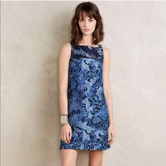 Nwt Anthropologie Moulinette Soeurs Delmara Dress