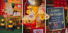 Decoração de Festa Infantil: os temas mais bonitos | Adrieli Cancelier | Fotografia Lifestyle de Família em Curitiba