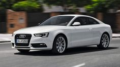 Audi A5 Coupe 2017 ra mắt tại Thái Lan, chuẩn bị về Việt Nam