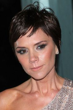 Short Hairstyles 2013 – Celebrity & Pixie Haircuts (Glamour.com UK)