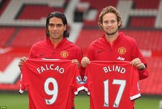 Van Gaal: I knew Falcao was worth it after first training session #dailymail
