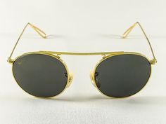 5e04235abf2724 Vintage Ray-Ban W1697 Classic Metals Arista Sunglasses (NEW OLD STOCK)   RayBan  Vintage