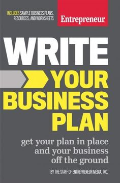 Write Your Business Plan #ClippingPath