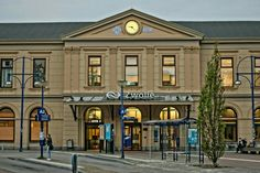 NS station Zwolle . Jhh fotography