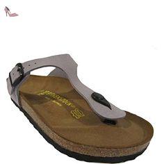 Birkenstock Gizeh Femmes Gizeh Birko Flor Manimal G. Manimal G. 40 - Chaussures birkenstock (*Partner-Link)