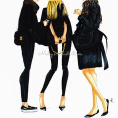 Instagram media by melsysillustrations - Paris and celine custom illustration  #fashion #celine #illustration #fashionblogger #paris #fashionillustration #fallfashion #ootd #heels #chic #love #art #drawing #copic #copicmarkers #design #fashiondesign