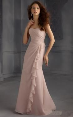 Long Bridesmaid Dresses, Bridesmaid UK - QueenieBridesmaid