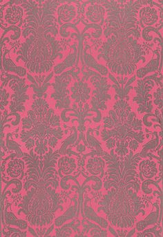 Anna Damask Schumacher Fabric