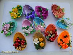 Image gallery – Page 518617713337081227 – Artofit Easter Dyi, Easter Crochet, Easter Eggs, Egg Crafts, Easter Crafts, Christmas Crafts, Diy Crafts Hacks, Diy And Crafts, School Board Decoration