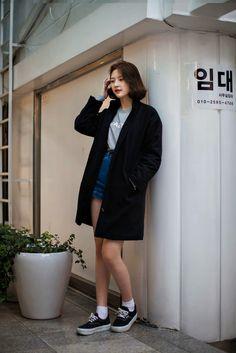On the street... Sinyu Park Busan ~ echeveau