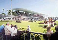 grimshaw and newenham mulligan chosen to revamp dublin's RDS arena