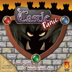 Castle Panic -- another coop game I can play solo