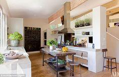 Patrick Dempsey's kitchen