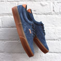 Vans Era 59 CA (PS) Dress Blues California Collection | Raddest Men's Fashion…