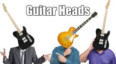 Are you a guitar head?