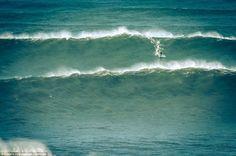 Surfer Catches World's Biggest Wave...
