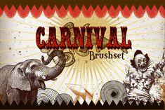 Carnival Photoshop Brushset by charmedbyjessica.deviantart.com on @deviantART