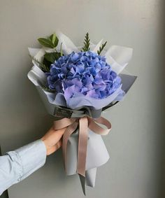 Blue Flowers • Pinterest FernandaAlvz