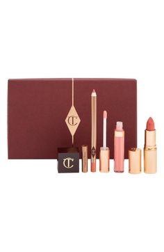 Charlotte Tilbury The Perfect Pink Kiss Set (Limited Edition) ($83 Value) available at #Nordstrom