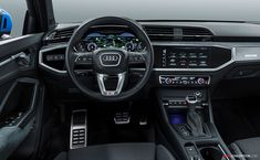 Audi has officially unveiled the new which will aim to take on the likes of the BMW Jaguar E-Pace and Volvo when it hits roads in late Slotting in between the and the recently revealed the second-generation […] Audi Rs, Jaguar E, Future Car, Luxury Interior Design, Cars And Motorcycles, Luxury Cars, Super Cars, Automobile, Bmw