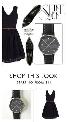 """FreeForme 6/3"" by goldenhour ❤ liked on Polyvore featuring Yumi and Yves Saint Laurent"