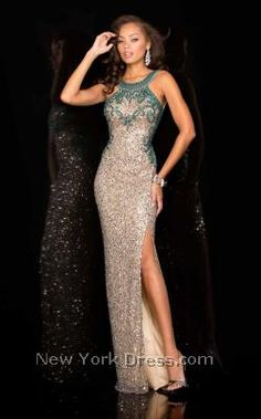 Prom 2016 Dresses at NewYorkDress from top celebrity designers! Choose from over 3,000 Prom styles. Low prices guaranteed. Our prom 2016 dresses from major designers to more moderate prices allows for one to have the full range of prom options. Whatever ones prom needs may be, New York Dress offers one of the largest selection of Prom Dresses. Hot, Trendy and Glamorous! Scala 48564 - NewYorkDress.com