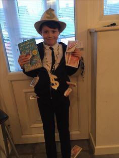 World book day ideas for older boy