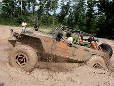 2007 Ultimate Adventure Texas Cummins Jeep Mud
