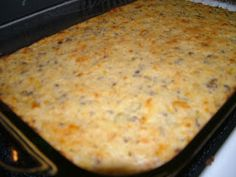 One Dish Cornbread Meal - Hoosier Farm Babe
