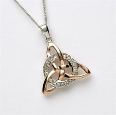 Irish Knot pendant