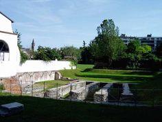 Milano nascosta: l'anfiteatro romano