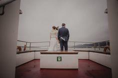 Winter - Hamburg - Hochzeit - Stephanie & Marc - Övelgönne - HUT UND KRONE l Hochzeitsreportagen Hamburg