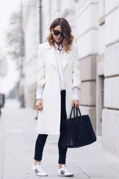 Cute Casual Outfits to Wear on Days Off This Winter   StyleCaster