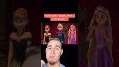 Spirit Animal Quiz, Drawing Anime Bodies, 3d Art Drawing, Elsa Anna, Dreamworks, Rapunzel, Cousins, Disney Pixar, Flexibility