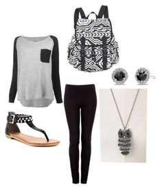 """""""Untitled #43"""" by jessica-cabrera-2 on Polyvore"""
