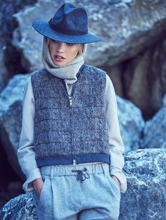 Pattern | Quilted Vest