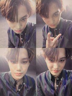 I swear at some angles Kai looks like Suho! Baekhyun, Exo Kai, Kaisoo, Park Chanyeol, Exo Dancing King, Rapper, Kim Jong Dae, Ko Ko Bop, Kim Minseok