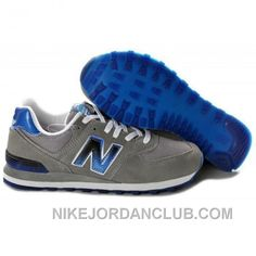 http://www.nikejordanclub.com/new-balance-574-mens-grey-blue-shoes-for-sale.html NEW BALANCE 574 MENS GREY BLUE SHOES FOR SALE Only $85.00 , Free Shipping!