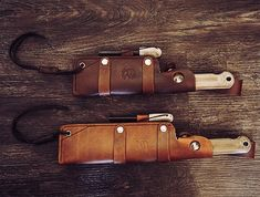 White River Knife And Tool FIRECRAFT FC5 FC7 Review - Best Survival Knives Ever Kydex Sheath, Kydex Holster, Bushcraft Knives, Knives And Tools, Survival Knife, Brass Hardware, American Made, River, Leather