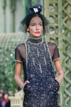 Défilé Chanel Haute Couture printemps-été 2018 57