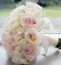 One of my favourite bouquets of sweet Avalanche, Ohara and Kiera with Ivory spray roses. The perfect blush bridal bouquet. Captured by Bobtale photography