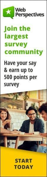 Earn rewards by completing Online Surveys, Paid Surveys and Reward Surveys at Web Perspectives. Your opinion can earn you