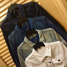 denim jacket ombré  #nordstrom #kutfromthekloth #nordstromsf #denim #spring by nordstromsf