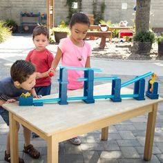 Engineer a skill-building with our Create-A-Chain Reaction STEM Kit! This all-in-one set will give kids first-hand practice with STEM concepts such as gravity, force, and momentum! Check it out by clicking the link in our bio. Steam Learning, Lakeshore Learning, Stem Steam, Chain Reaction, Toddler Fun, Learning Through Play, Stem Activities, Pre School, Educational Toys