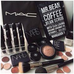 #makeup #cosmetics #Nars #girls #girly #colors