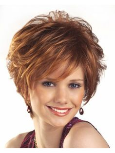 Collection of Short Bob Hairstyles For Thin Fine Hair Hair Trends 2016 Short Wavy Hair, Short Hair Cuts For Women, Short Hairstyles For Women, Braided Hairstyles, Black Hairstyles, Short Pixie, Natural Hairstyles, Red Pixie, Hairstyle Short