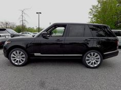 2016 Land Rover Range Rover Supercharged, $110930 - Cars.com