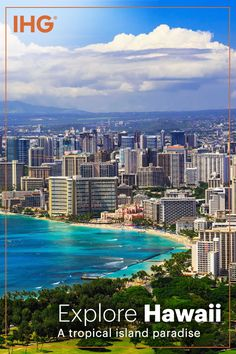 Arguably the most coveted state vacation destination in the United States, Hawaii represents tropical paradise at its finest. Each of Hawaii's six major islands features its own culture, typography, and beauty. Find the destination that's right for you at ihg.com.